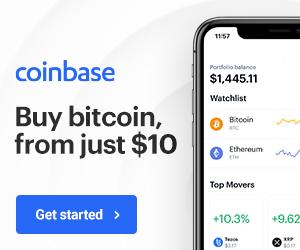 Banner Coinbase