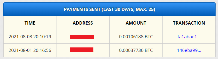 Payment Proof Freebitcoin