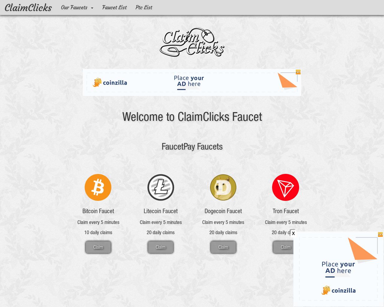 Claimclicks