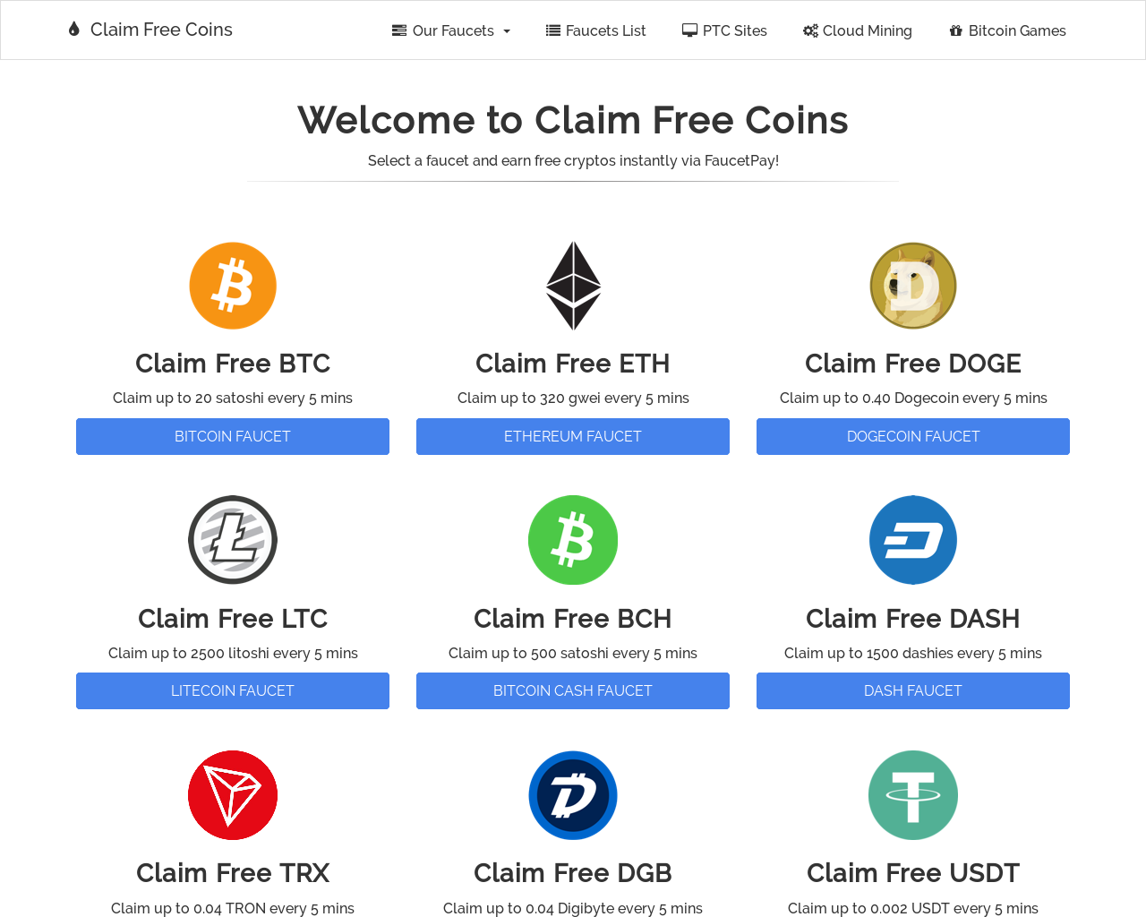 Claimfreecoins